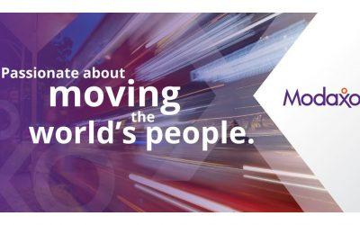 Présentation de Modaxo: un collectif mondial d'entreprises technologiques axé sur le transport de personnes