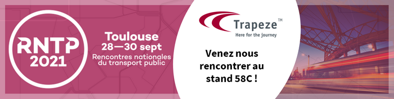 Trapeze France RNTP 2021 Stand 58C
