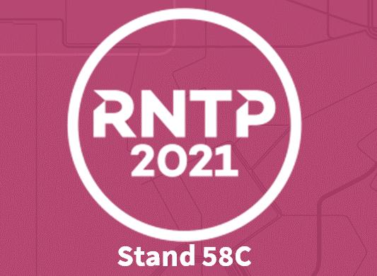 Venez rencontrer TRAPEZE France lors des RNTP à Toulouse du 28 au 30 septembre 2021